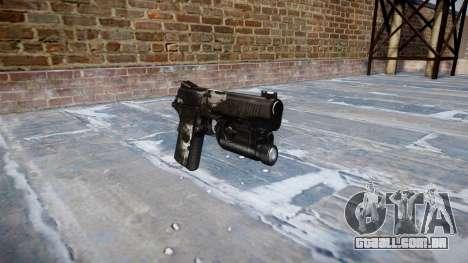 Arma Kimber 1911 Fantasmas para GTA 4