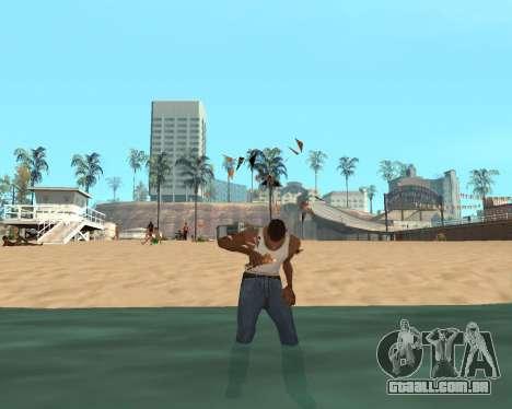 Para airborne! para GTA San Andreas