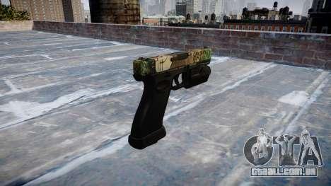 Pistola Glock de 20 ronin para GTA 4 segundo screenshot