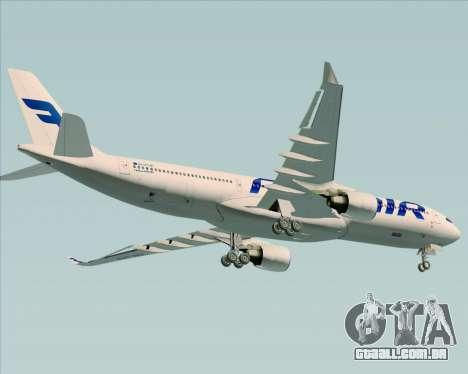 Airbus A330-300 Finnair (Current Livery) para as rodas de GTA San Andreas
