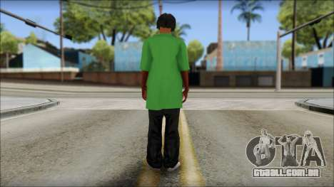 Snoop Dogg Mod para GTA San Andreas segunda tela