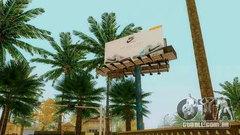 A textura, o Parque de skate e um hospital em Lo para GTA San Andreas sexta tela