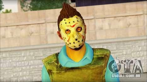 Skin Sicario GTA V By Cesar Hardy para GTA San Andreas terceira tela