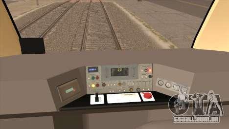 LRT-1 para GTA San Andreas vista direita