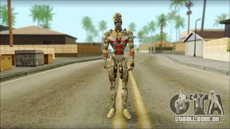 T900 (Terminator 3: war of the machines) para GTA San Andreas