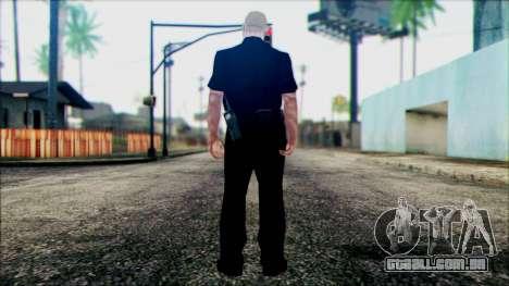 Oficial de Entalhador de Cena para GTA San Andreas segunda tela