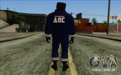 DPS Pele 2 para GTA San Andreas segunda tela