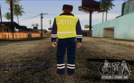 DPS Pele 3 para GTA San Andreas segunda tela