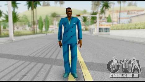 Lance Suit Shades para GTA San Andreas