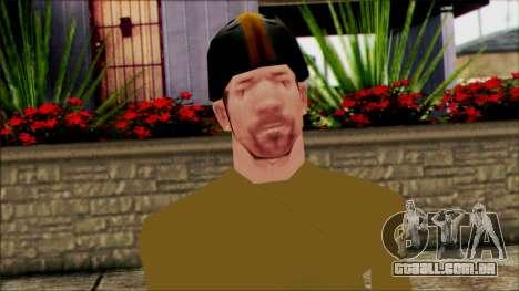 Wmymoun from Beta Version para GTA San Andreas terceira tela