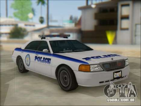 Admiral Police para GTA San Andreas