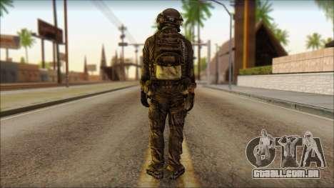 Lutador OGA (MoHW) v1 para GTA San Andreas segunda tela
