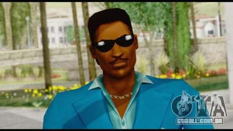Lance Suit Shades para GTA San Andreas terceira tela