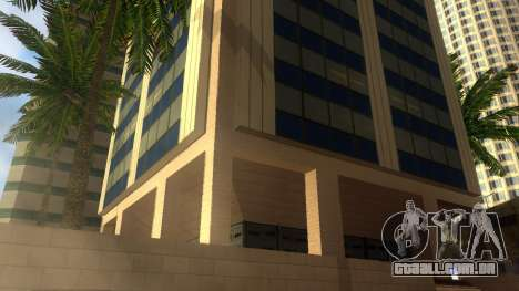HD textura quatro arranha-céus de Los Santos para GTA San Andreas décima primeira imagem de tela