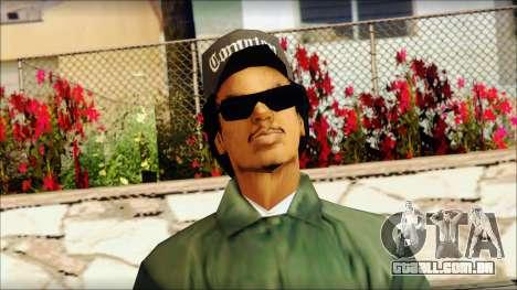 Eazy-E Green v2 para GTA San Andreas terceira tela