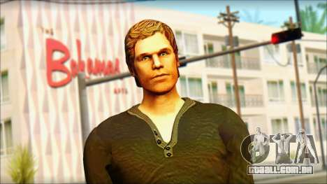 New Dexter para GTA San Andreas terceira tela