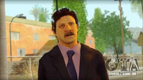 GTA 5 Ped 13 para GTA San Andreas terceira tela