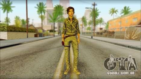 Tomb Raider Skin 3 2013 para GTA San Andreas