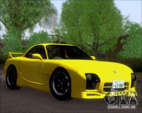Mazda RX-7 FD3S A-Spec para GTA San Andreas