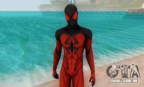 Skin The Amazing Spider Man 2 - Scarlet Spider para GTA San Andreas