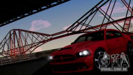 ENBSeries Multiplayer Expierence para GTA San Andreas segunda tela