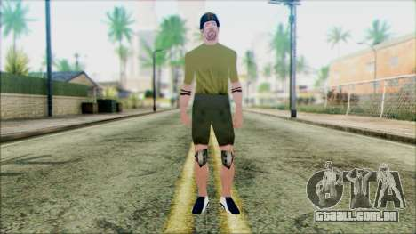 Wmymoun from Beta Version para GTA San Andreas