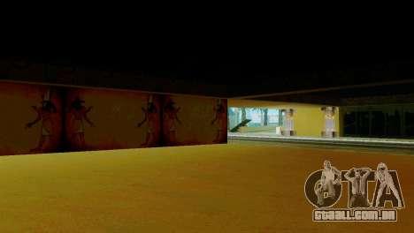 Novas texturas da pirâmide em Las Venturas para GTA San Andreas terceira tela