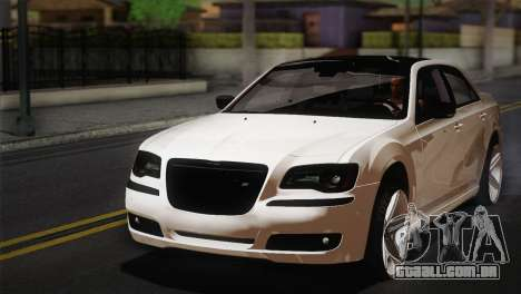 Chrysler 300C 2011 para GTA San Andreas