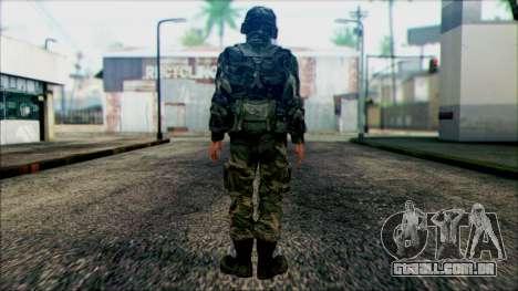 Soldados da guarda Nacional dos estados unidos ( para GTA San Andreas segunda tela
