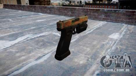 Pistola Glock de 20 selva para GTA 4 segundo screenshot