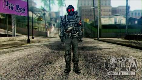 Manhunt Ped 1 para GTA San Andreas
