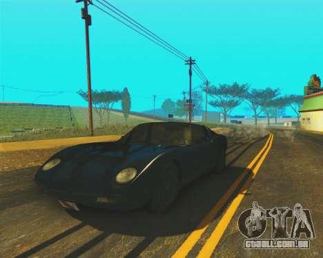 LS ENB by JayZz para GTA San Andreas quinto tela