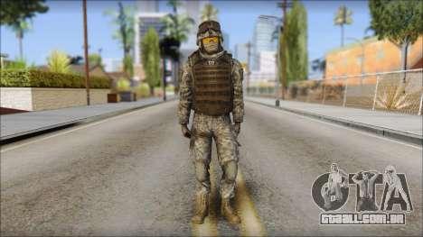 USA TD para GTA San Andreas