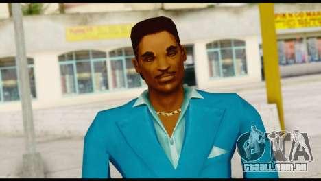 Lance Suit para GTA San Andreas terceira tela