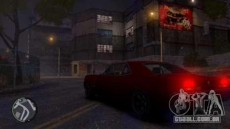 ENB-promo (0.79) v7.0 para GTA 4 décimo tela