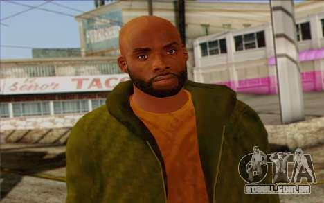 Grove Street Dealer from GTA 5 para GTA San Andreas terceira tela
