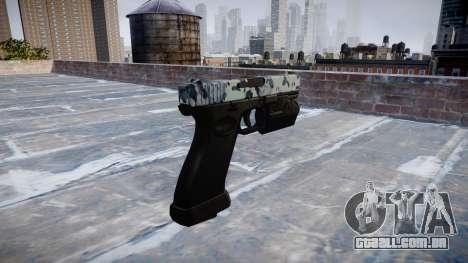 Pistola Glock de 20 crânios para GTA 4 segundo screenshot