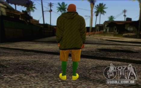 Grove Street Dealer from GTA 5 para GTA San Andreas segunda tela