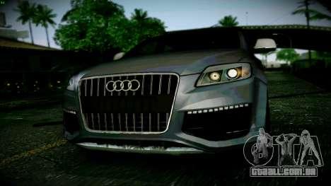 ENB series by Anonim para GTA San Andreas segunda tela