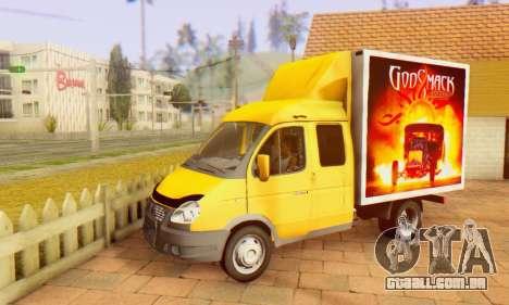 33023 Gazela Godsmack - tem 1000hp (2014) para GTA San Andreas