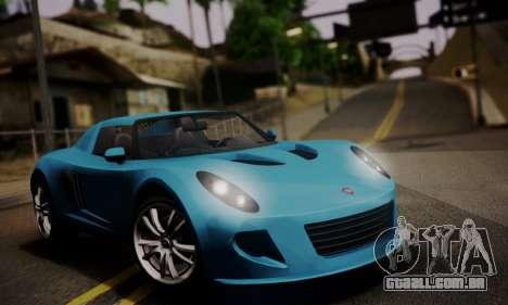 Coil Voltic from GTA 5 para GTA San Andreas