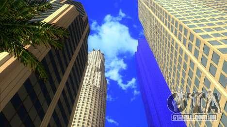 HD textura quatro arranha-céus de Los Santos para GTA San Andreas décimo tela