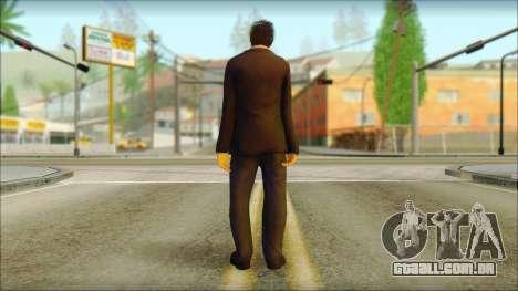 GTA 5 Ped 13 para GTA San Andreas segunda tela