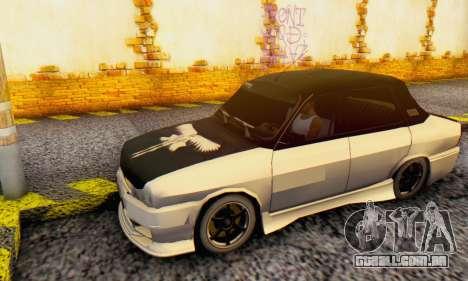 Dacia 1310 B 69 TAU para GTA San Andreas