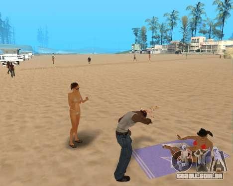 Para airborne! para GTA San Andreas terceira tela