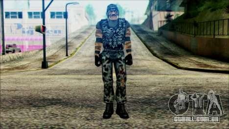 Manhunt Ped 22 para GTA San Andreas