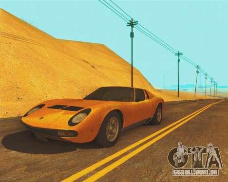 LS ENB by JayZz para GTA San Andreas terceira tela