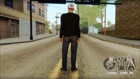 Bandit The Original para GTA San Andreas segunda tela
