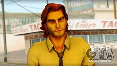 Bigdy Wolf para GTA San Andreas terceira tela