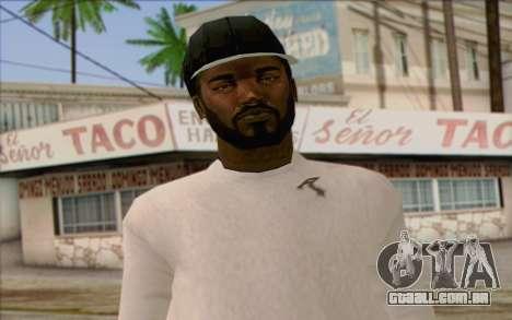 N.W.A Skin 1 para GTA San Andreas terceira tela